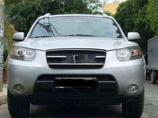 Bán Hyundai Santa Fe năm 2007, màu bạc, xe nhập còn mới, 379 triệu