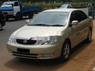 Bán Toyota Corolla Altis năm 2002, xe nhập còn mới