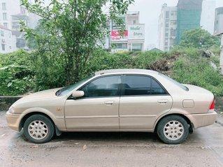 Cần bán lại xe Ford Laser 2001, màu vàng, nhập khẩu