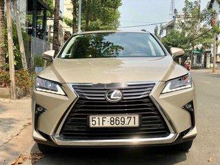 Xe Lexus RX sản xuất 2017, nhập khẩu nguyên chiếc còn mới