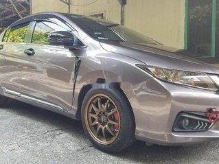 Bán Honda City 1.5 màu Titan sản xuất 2016, xe nhập