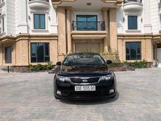 Cần bán gấp Kia Forte đời 2012, màu đen
