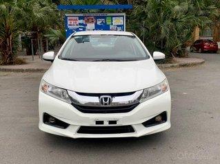 Cần bán xe Honda City năm 2016, màu trắng, xe tư nhân 1 chủ