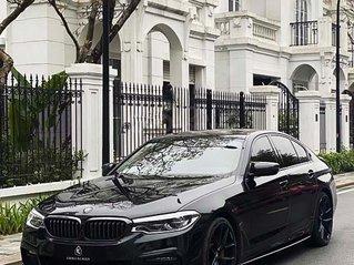 Cần bán BMW 5 Series 530i năm sản xuất 2018, màu đen, nhập khẩu