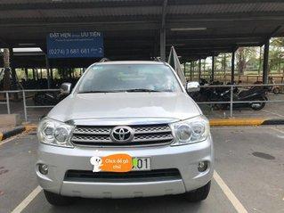 Bán Toyota Fortuner 2.5G MT sản xuất 2009 giá cạnh tranh