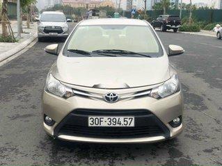 Bán xe Toyota Vios sản xuất 2016, 376 triệu