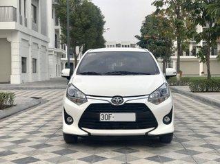 Bán xe Toyota Wigo 1.2G MT sản xuất năm 2019, giá chỉ 305 triệu