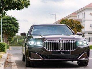 BMW 7 Series 2020 đẳng cấp, sang trọng, nhiều màu sắc, có xe giao ngay