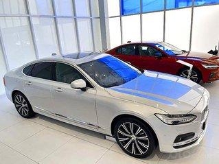 Bán Volvo S90 đời 2021, màu bạc, nhập khẩu nguyên chiếc