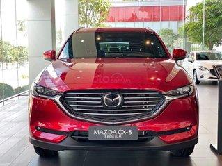 Mazda Yên Nghĩa - Hà Đông cần bán Mazda CX-8, sở hữu xe chỉ từ 999 triệu, hỗ trợ vạy 80%, xe có sẵn, giao ngay
