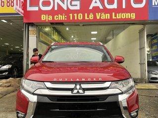Long Auto bán xe Mitsubishi Outlander, màu đỏ, giá 728tr