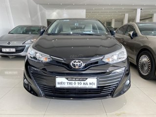 Bán xe Toyota Vios sản xuất năm 2018, xe đẹp, màu đen, trả góp chỉ 175 triệu