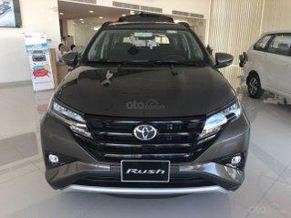 Bán Toyota Rush 1.5 sản xuất 2021 giá cạnh tranh, màu đồng giao ngay