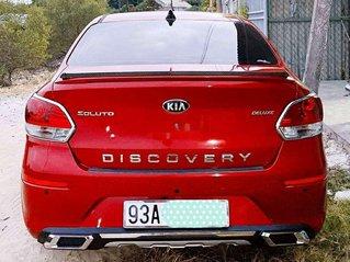 Bán Kia Soluto đời 2019, màu đỏ, nhập khẩu