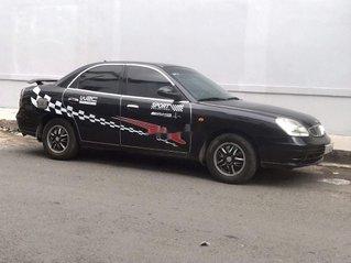 Bán Daewoo Nubira đời 2001, màu đen, xe nhập xe gia đình