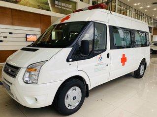 Ford Transit cứu thương hỗ trợ vay đến 90% - đủ màu - giảm tiền mặt + phụ kiện - hỗ trợ đăng kiểm trên toàn quốc