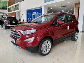 Ford Ecosport 2021 hỗ trợ vay đến 90% - màu đỏ, giao ngay - giảm tiền mặt + tặng bảo hiểm thân vỏ và phim cách nhiệt