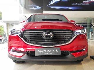 Mazda CX8 2021 giá tốt - trả góp 315 triệu nhận xe ngay