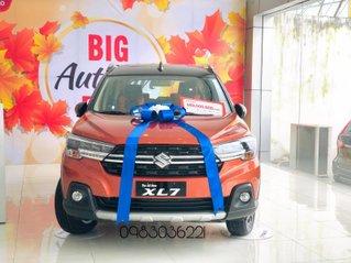 Suzuki Sài Gòn Ngôi Sao bán Suzuki XL7 tặng 20tr tiền mặt + full option + đủ màu giao xe ngay, trả góp 85%