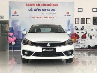 Suzuki Sài Gòn Ngôi Sao - Suzuki Ciaz 2021 giá tốt nhất miền Nam - ưu đãi tiền mặt 45tr, trả góp 85%, giao xe tận nhà
