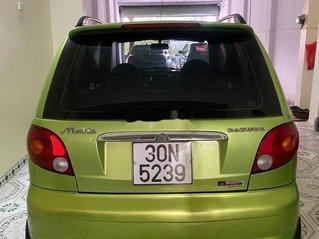 Bán xe Daewoo Matiz sản xuất 2003, màu xanh lục