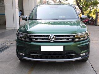 Tiguan Elegence 2021 màu xanh lá - Lợi hơn 300 triệu khi mua Elegence so với Tiguan Luxury S 2021