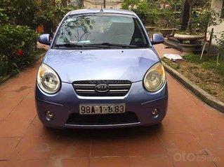 Bán xe Kia Morning sản xuất 2009, màu xanh lam còn mới, 104tr