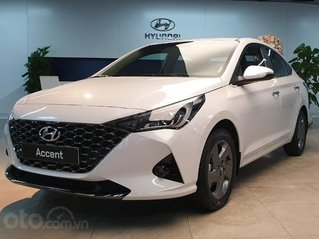 Mr. Lâm bán ô tô Hyundai Accent 2021, thanh toán 130tr nhận xe + tặng thêm Voucher 5 triệu