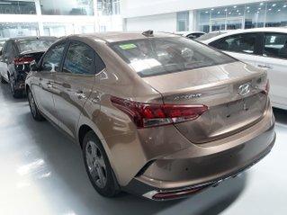 Mr. Lâm bán xe Hyundai Accent 1.4 số sàn 2021, tài chính 120tr nhận xe