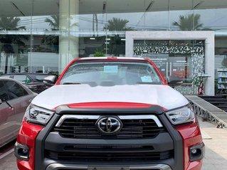 Cần bán xe Toyota Hilux 2021, màu đỏ, nhập khẩu nguyên chiếc