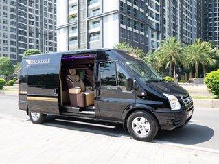 Ford Transit Limosine 2021 hỗ trợ vay đến 90% - đủ màu, giao ngay - giảm tiền mặt + tặng chi phí đăng kí, hộp đen