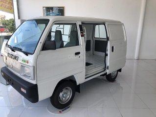 Bán xe Suzuki Blind Van, tải Van, giá tốt nhất thị trường, hỗ trợ trả góp đến 80%