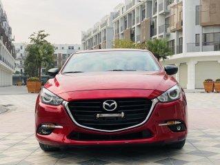 Bán nhanh siêu phẩm Mazda 3 2019, màu đỏ pha lê, xe đẹp không 1 lỗi nhỏ, sơ cua chưa hạ