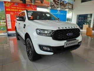 Ford Hà Nội - Ford Everest new 2021, KM khủng, hỗ trợ bank đến 80%, tặng kèm phụ kiện, sẵn xe giao ngay
