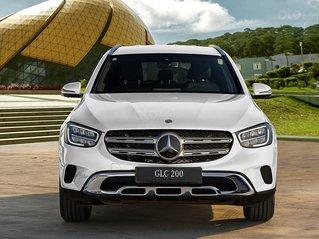 Mercedes GLC 200 2021 - đủ màu giao ngay - trả góp chỉ từ 9.6 triệu/tháng - cam kết giá lăn bánh tốt nhất