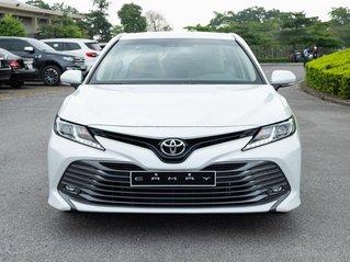[Hot] Toyota Camry 2.0 2021 mới, siêu hấp dẫn, xe sẵn, hỗ trợ ngân hàng đến 85 %, xe giao đủ màu