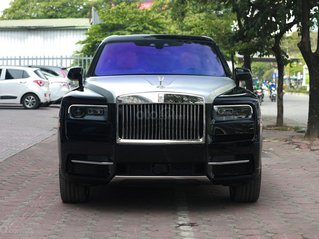 Bán Rolls-Royce Cullinan sản xuất 2021 mới 100%, nhận đặt xe theo yêu cầu