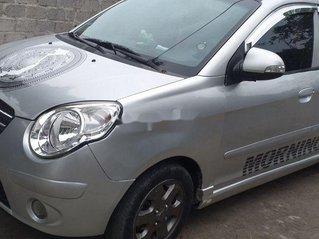 Cần bán xe Kia Morning năm 2009, màu bạc