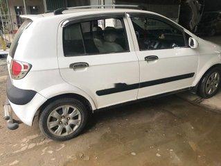 Bán Hyundai Getz năm 2009, màu trắng, nhập khẩu, giá 138tr