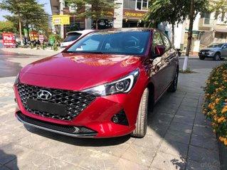 Hyundai Accent 2021, chỉ 109tr nhận xe, giảm giá cực sâu, quà tặng hấp dẫn, kèm theo voucher trị giá 5tr