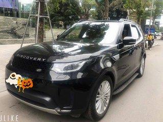 Cần bán xe LandRover Discovery HSE Luxury 3.0 L sản xuất 2017, màu đen, xe nhập