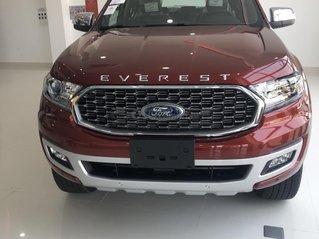 [Suối Tiên Ford - Q9] Ford Everest 2021 Titanium 4x2 ưu đãi lên đến 65 triệu cùng quà tặng hấp dẫn, xe có sẵn