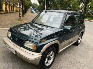 Cần bán Suzuki Grand vitara năm 2003, màu xanh lục còn mới