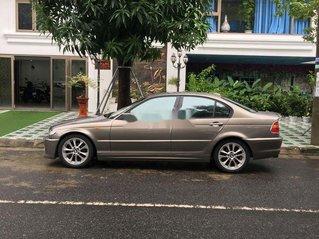 Cần bán xe BMW 3 Series 318i đời 2002, màu nâu, nhập khẩu