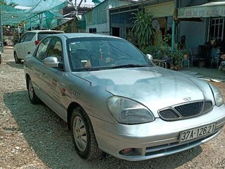 Cần bán Daewoo Nubira đời 2001, màu bạc