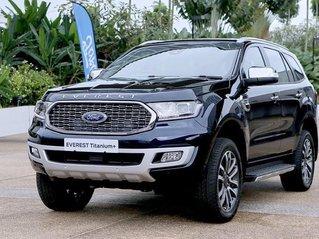 Ford Everest 2021 hỗ trợ vay đến 90% - đủ màu, giao ngay - giảm tiền mặt + tặng bảo hiểm thân vỏ và phim cách nhiệt
