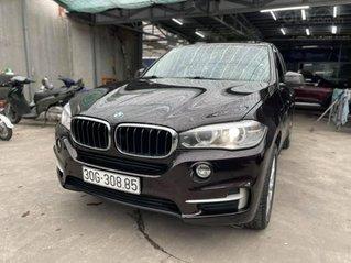 Cần bán nhanh chiếc BMW X5 màu đen, đời 2015