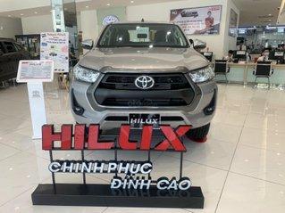 Toyota Tân Cảng bán Toyota Hilux 2021, xe nhập giao ngay, ưu đãi lớn mừng đại lễ 30-04