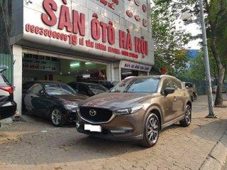 Mazda CX5 2.5 bản full, màu nâu, sx năm 2018, xe tư nhân chính chủ