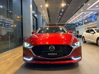 New Mazda 3 2021 giá tốt tháng 03, hỗ trợ vay 90%, tặng bảo hiểm vật chất